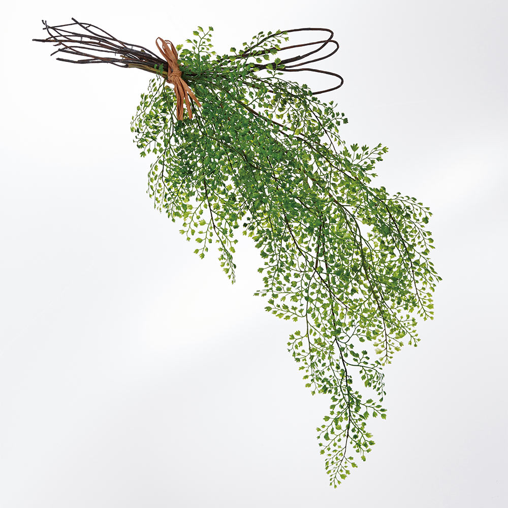アジアンタム インテリアグリーン グリーンスワッグ