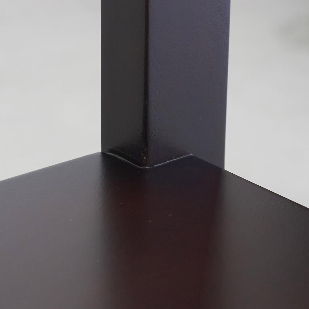 Crea/クレア スリム収納 オープンシェルフラック幅40cm
