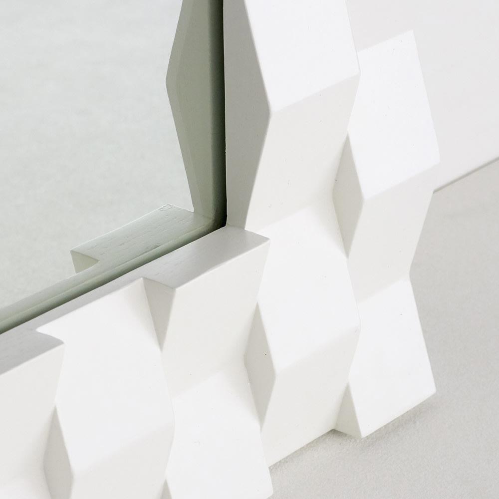 PHILOS/フィロス プリズミー壁掛けミラー・ウォールミラー 幅45×高さ45cm