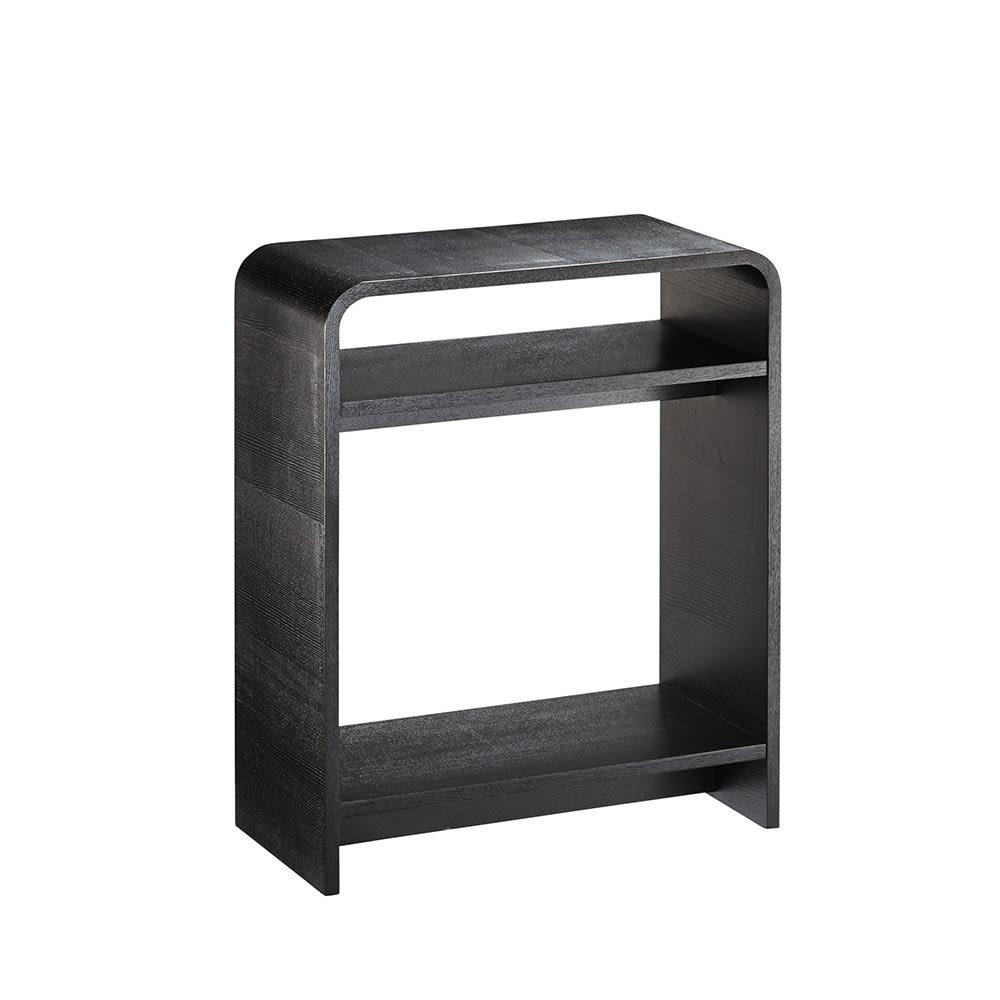Arcus/アルクス コンソールテーブル 幅60cm (イ)ブラック