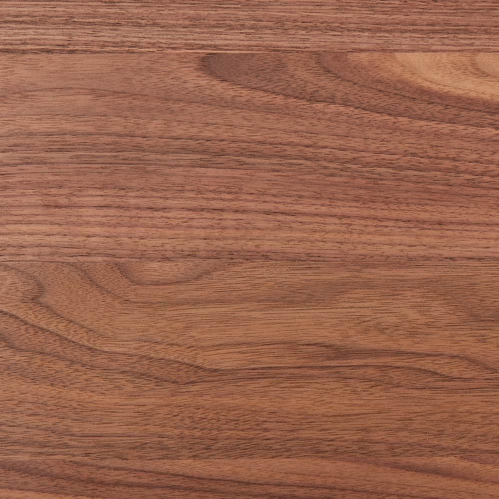 Orchid/オーキッド スリッパラック 木目の美しいウォルナット化粧板を使用しています。