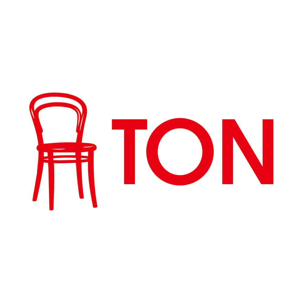 アンティーク風テーパーダイニングテーブル 長方形テーブル幅約120cm×80cm[チェコTON社製] 153年以上の歴史を紡ぐ、グローバルな曲げ木家具メーカー
