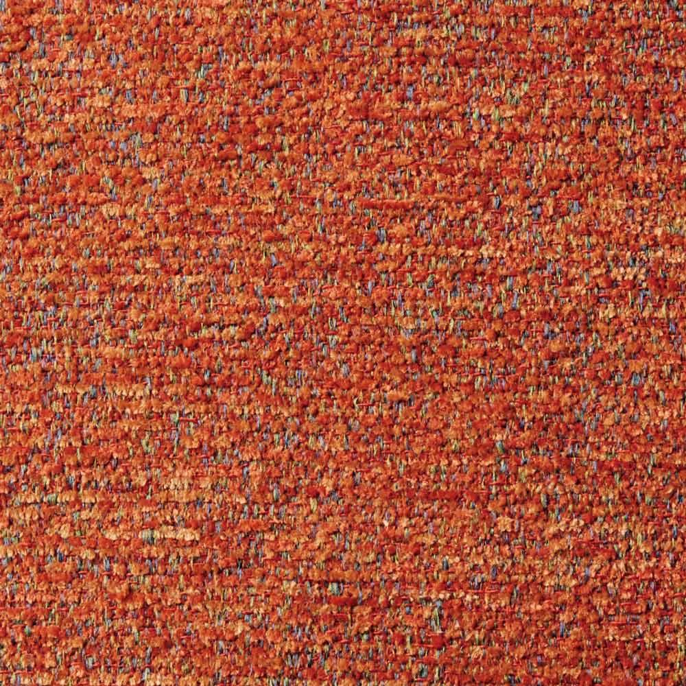 伸長式テーブル幅130~215cm チェア5点セット Vilske/ヴィルスク 伸長式ダイニングシリーズ オレンジ