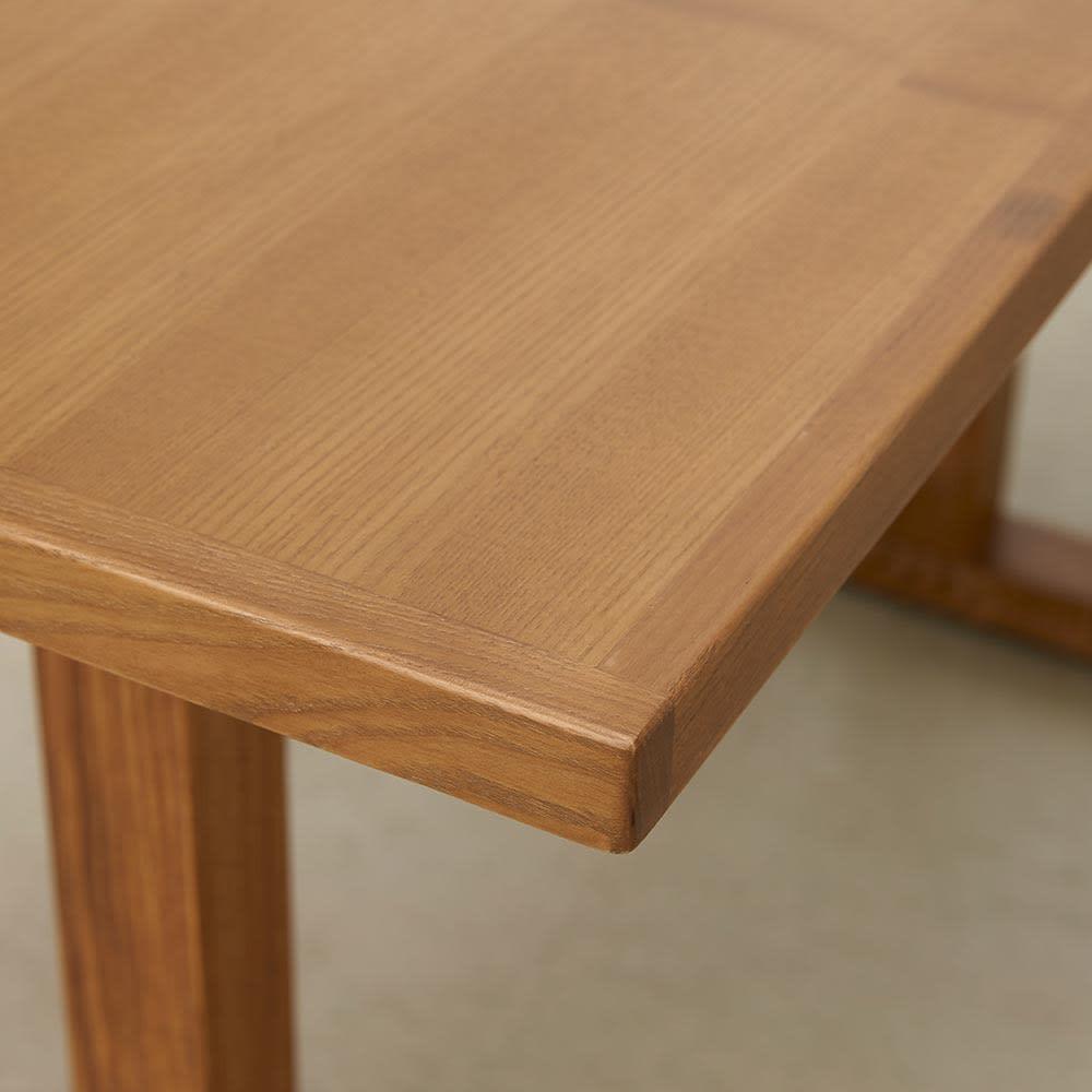 LDテーブル 幅115cm×65cm kokous/ココース LDソファシリーズ 天板アップ