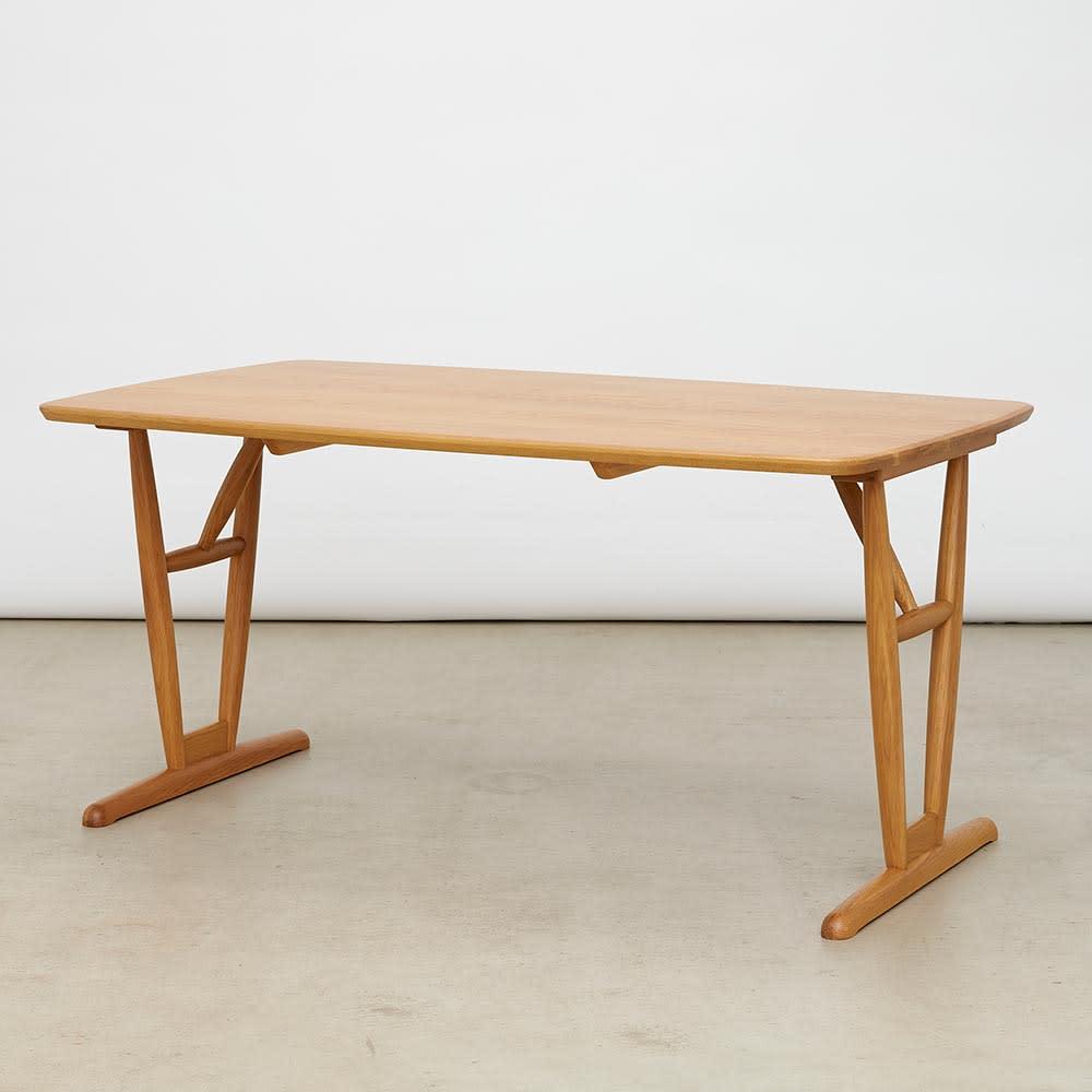 テーブル 幅150cm kolmio/コルミオ ダイニングシリーズ テーブル全体