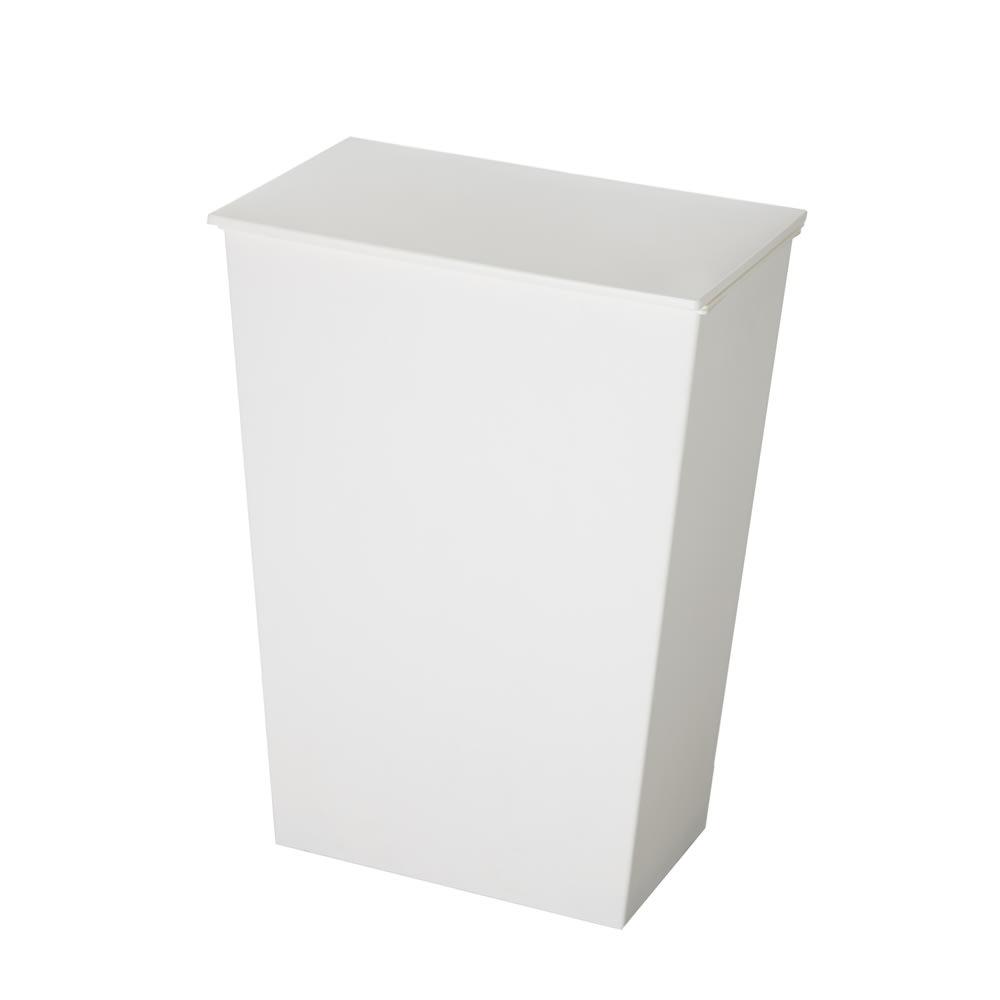 Kcud/クード シンプルスリムダストボックス ワイド36L (ア)ホワイト