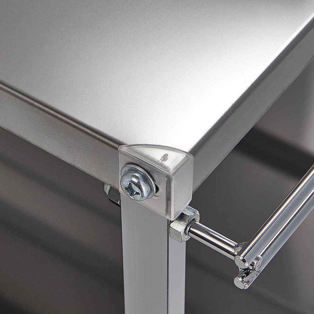 Prop/プロープ キッチン横 ステンレススリム作業台 幅40cm