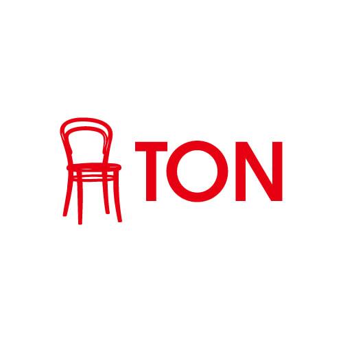 No.18 カウンターチェア 曲げ木天然木ハイスツール [TON・トン] 現代の椅子を語るうえで欠かすことのできない伝統的な家具メーカー、チェコの「TON」社。