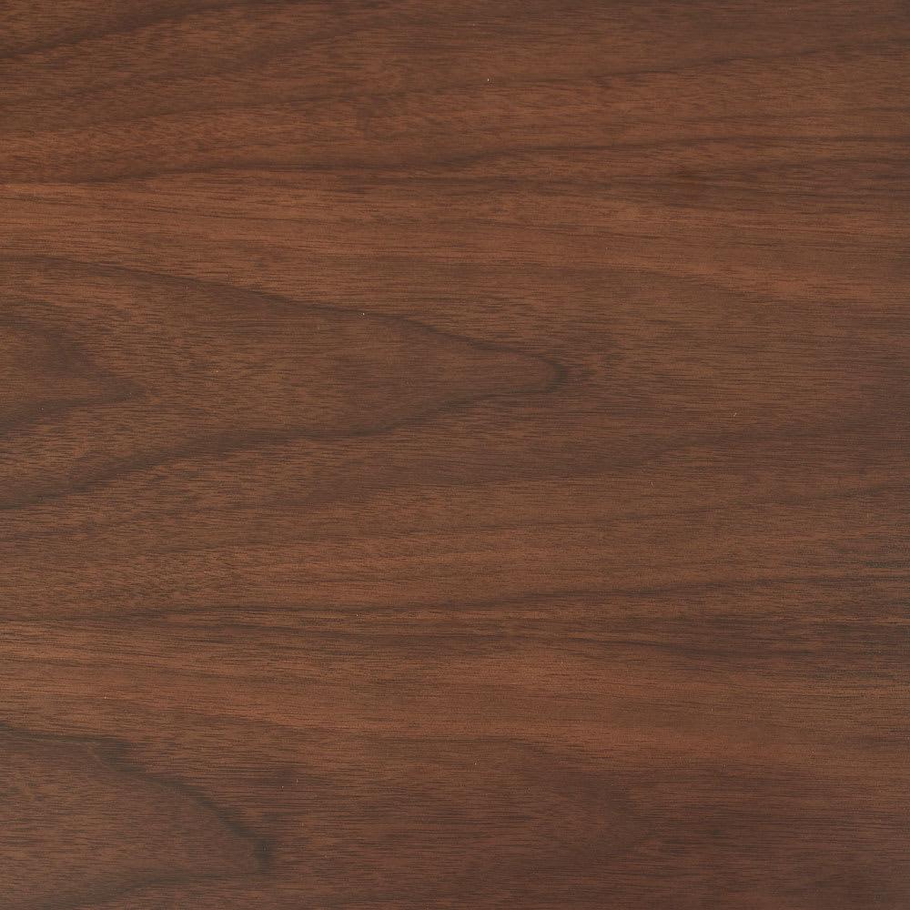 Glan Plus/グラン プラス デスクシリーズ デスク 幅120cm 深みのあるウォールナットの色合いで、部屋の中がスタイリッシュな雰囲気に。