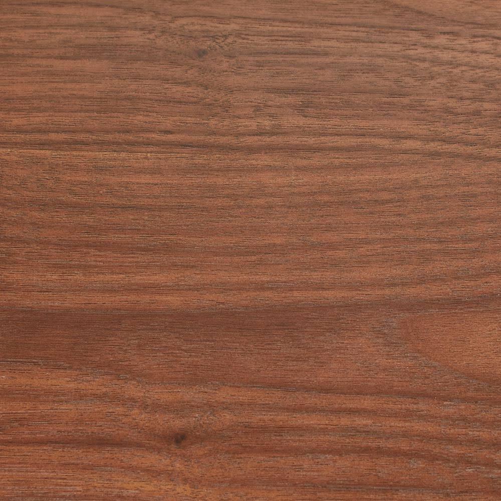 Glan Plus/グラン プラス デスクシリーズ ディスプレイラック 幅80cm 深みのあるウォールナットの色合いで、部屋の中がスタイリッシュな雰囲気に。