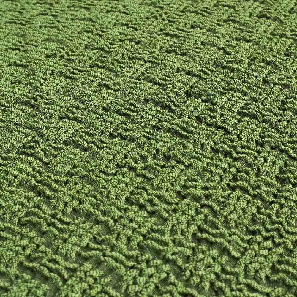 スペイン製オットマンカバー [ティナ] 【生地アップ】グリーン