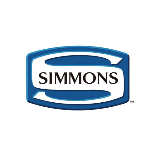 【配送料金込み 組立・設置サービス付き】SIMMONS/シモンズ ダブルクッションベッド 6.5インチピロートップ