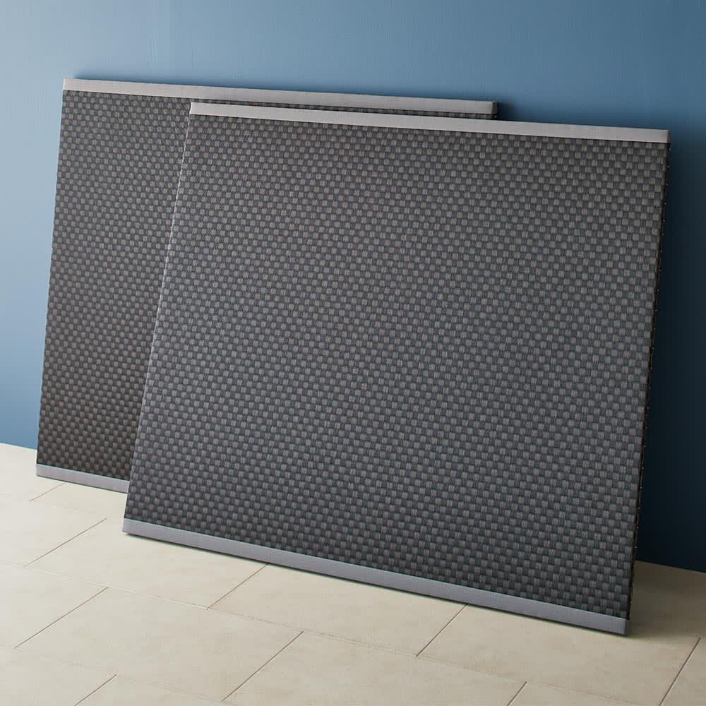 「美草」畳ガス圧収納ベッド ヘッドレスタイプ セミダブル 畳の取り外しが可能でお手入れも簡単。