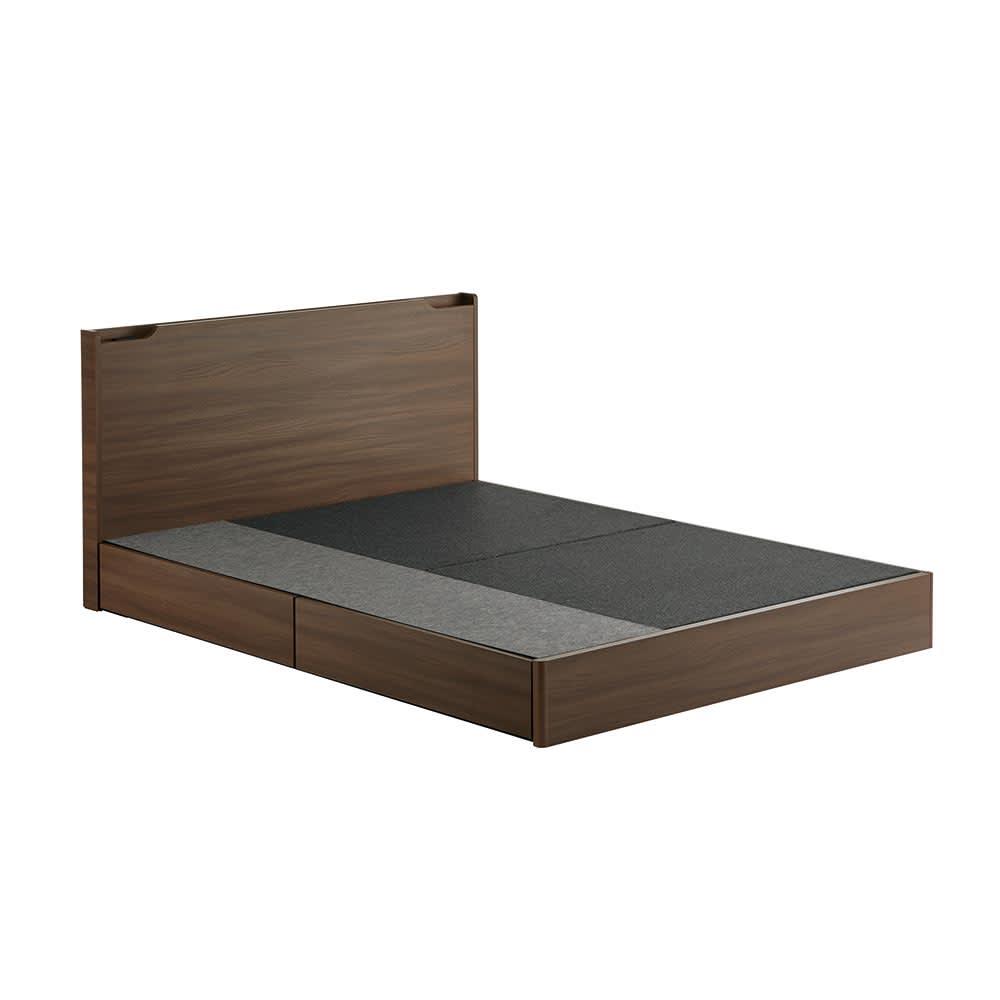 Pahkina/パーキナ 収納ベッド マジェスタ ベッドフレーム単体