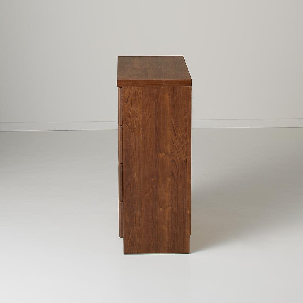 Tord/トルド 天然木薄型チェスト チェスト4段
