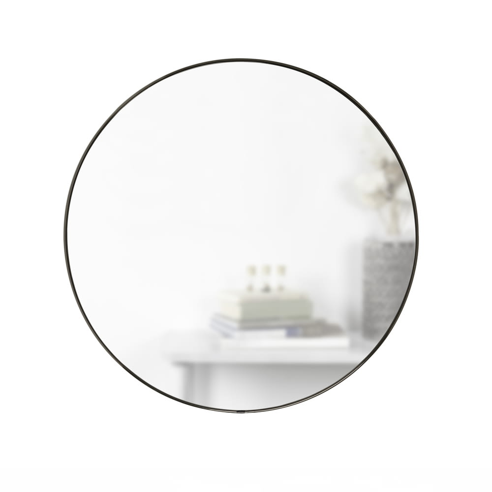 HUBBA/フーバ 壁掛け大型ミラー 直径86cm H72404