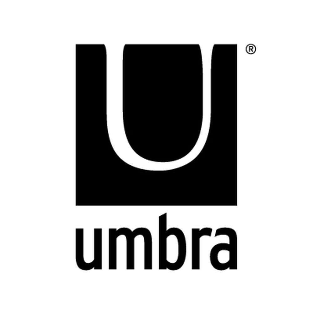 HUBBA/フーバ 壁掛け大型ミラー 直径86cm 「Umbra(アンブラ)」はカナダのトロント生まれのデザインブランド。独創性に溢れ、エキサイティングで美しい家庭用品を世に出したいというデザイナーの熱い思いから生まれました。