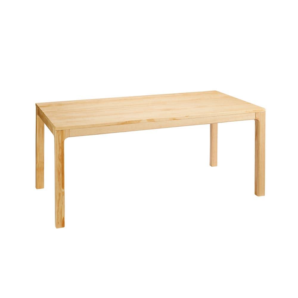 幅160ダイニングテーブル SU:iji/スイージー ニュージーパイン(R)無垢ダイニング