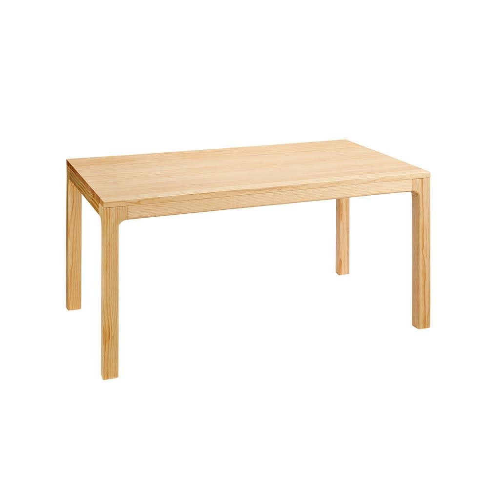 幅135ダイニングテーブル SU:iji/スイージー ニュージーパイン(R)無垢ダイニング H66603
