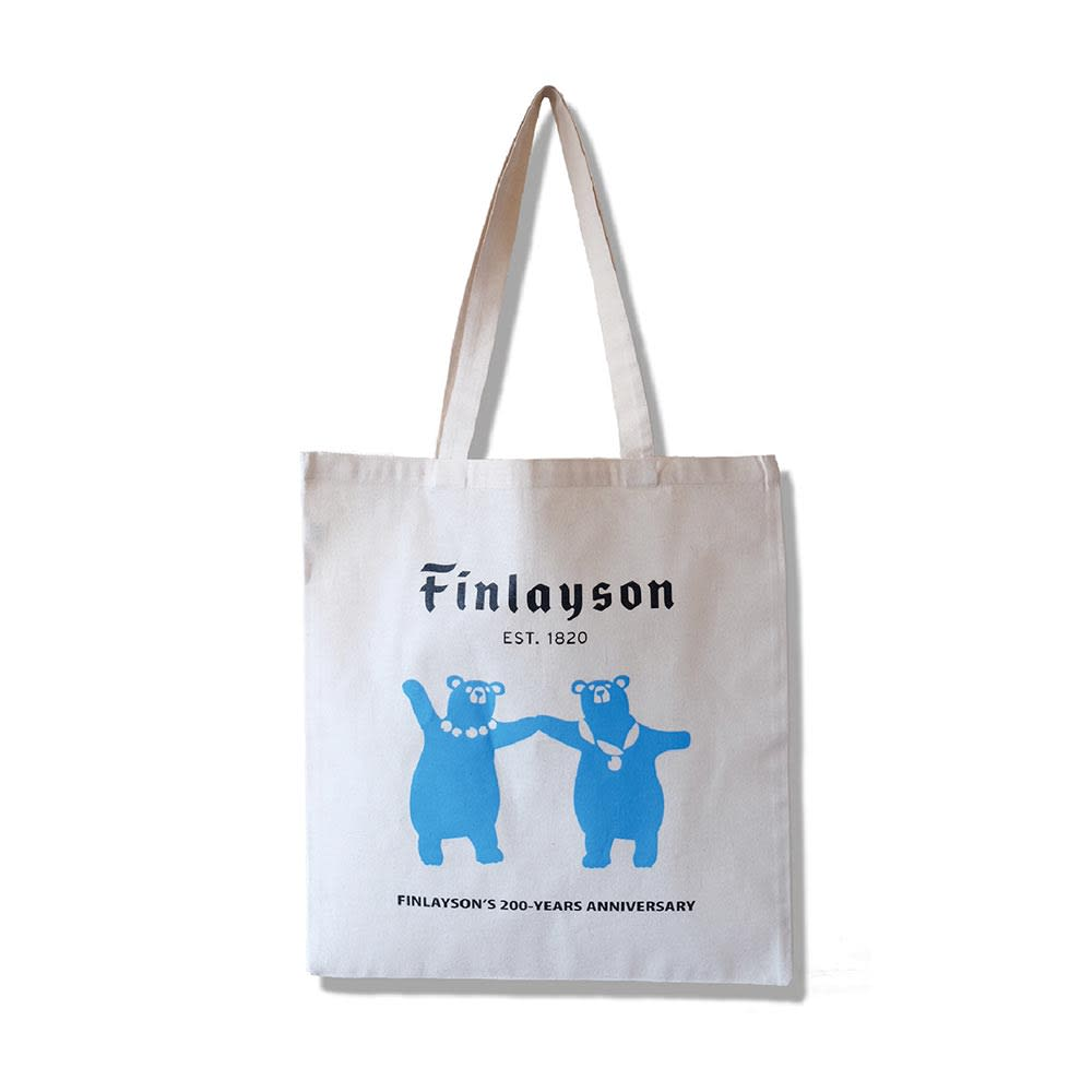 Finlayson ANNI/アンニ カバーリング 掛けカバー 掛けカバーをご購入の先着200名様に200周年記念限定エコバックを1枚プレゼント ※プレゼントはおひとり様1点限りとさせていただきます。なくなり次第終了です。