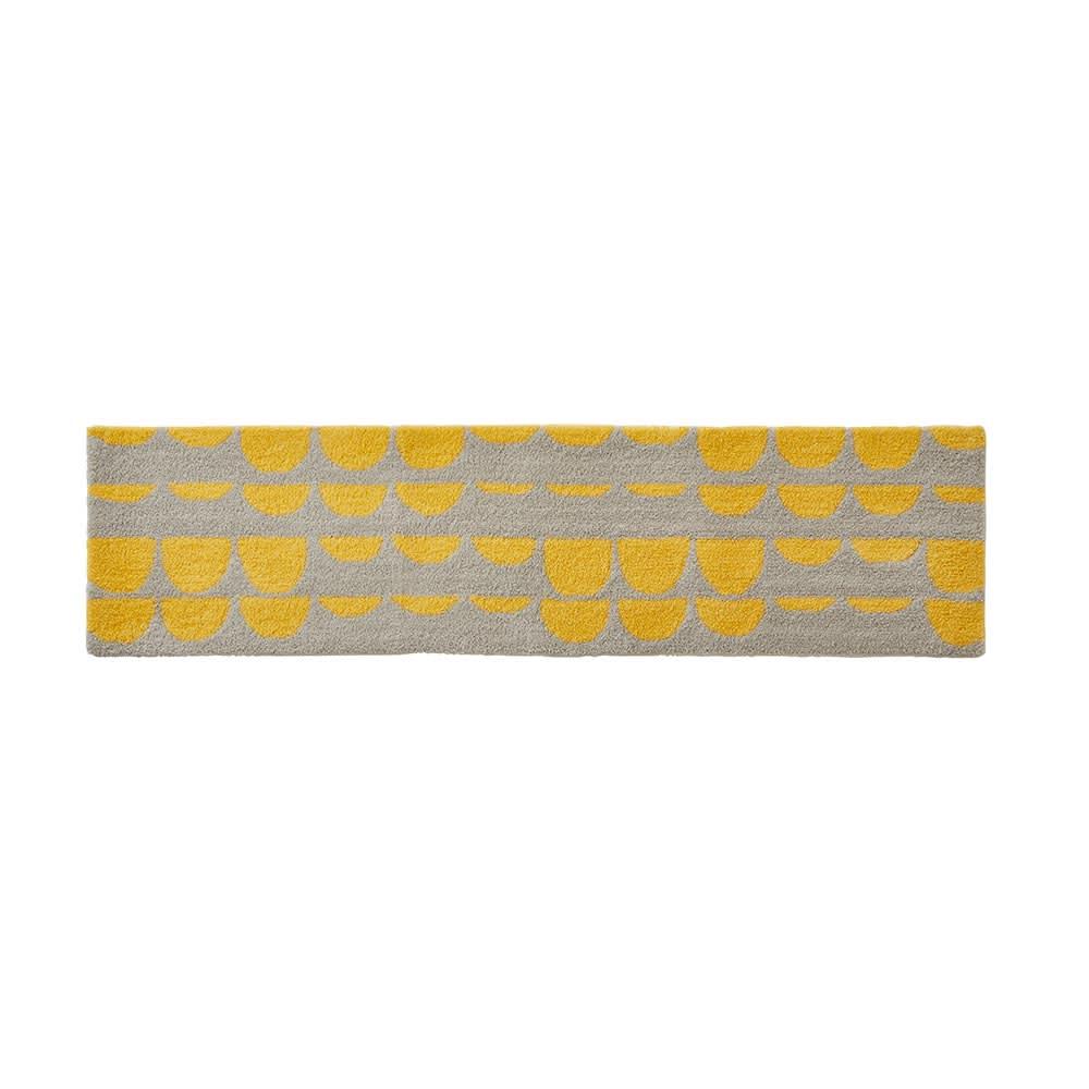 カーテン 敷物 ソファカバー カーペット ラグ マット キッチンマット 約50×120cm(PAJATSO/パヤッツオ フック織マット) H73015