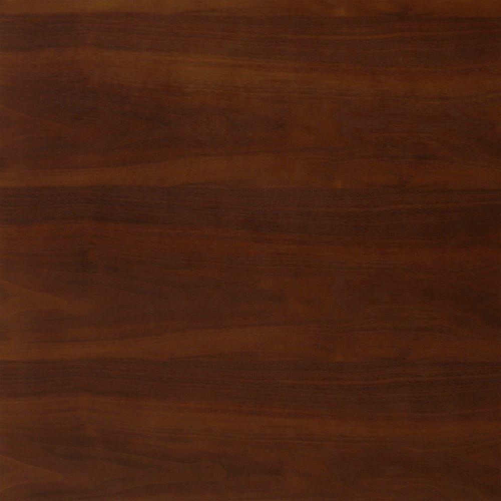 ステンレス脚のソファテーブル  高さ65cm [天板アップ]ウォルナット