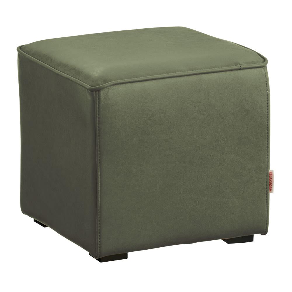 Cube Mode スツール ビリジアングリーン