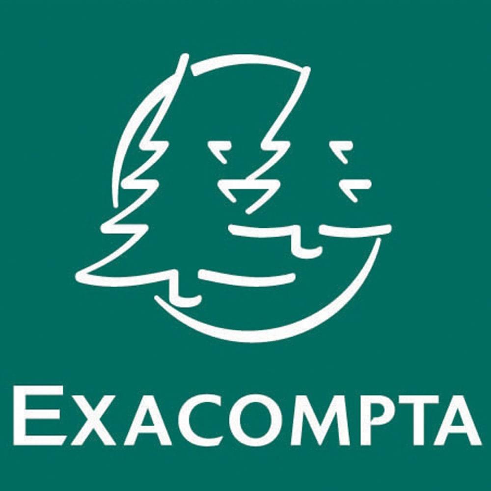 EXACOMPTA エグザコンタ オーストリア製ファイルケース 無地5段 エグザコンタはヨーロッパの著名な机上用品ブランドです。同社のオーストリア工場にて最高級のレターケースを製造しています。
