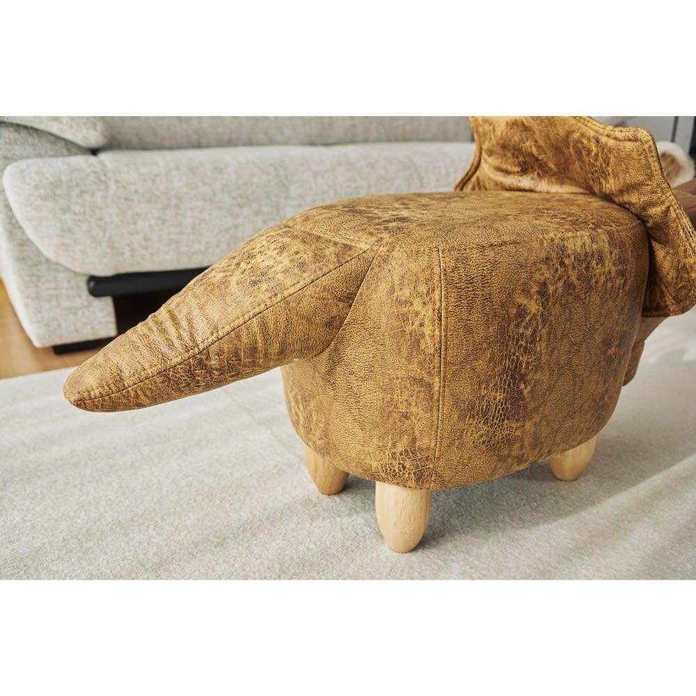 トリケラトプスのスツール