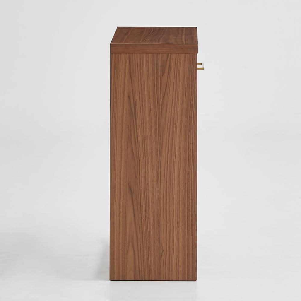 MAROON/マロン コンソールチェスト 引き出し1杯・幅60cm高さ80cm 奥行30センチのコンパクトスリム。玄関や廊下、リビングの空いたスペースにもきちんと収まります。