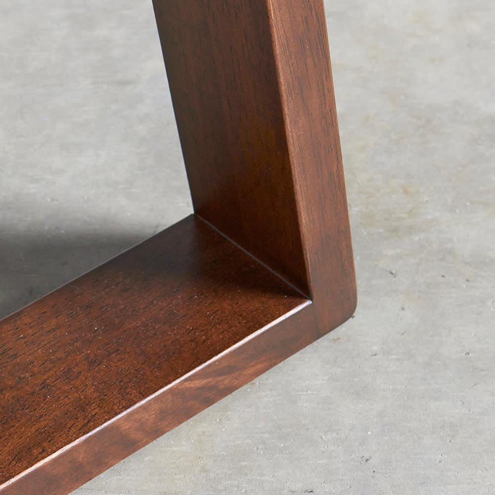 BIS/ビス リビングダイニングテーブル 幅119cm  脚部アップ
