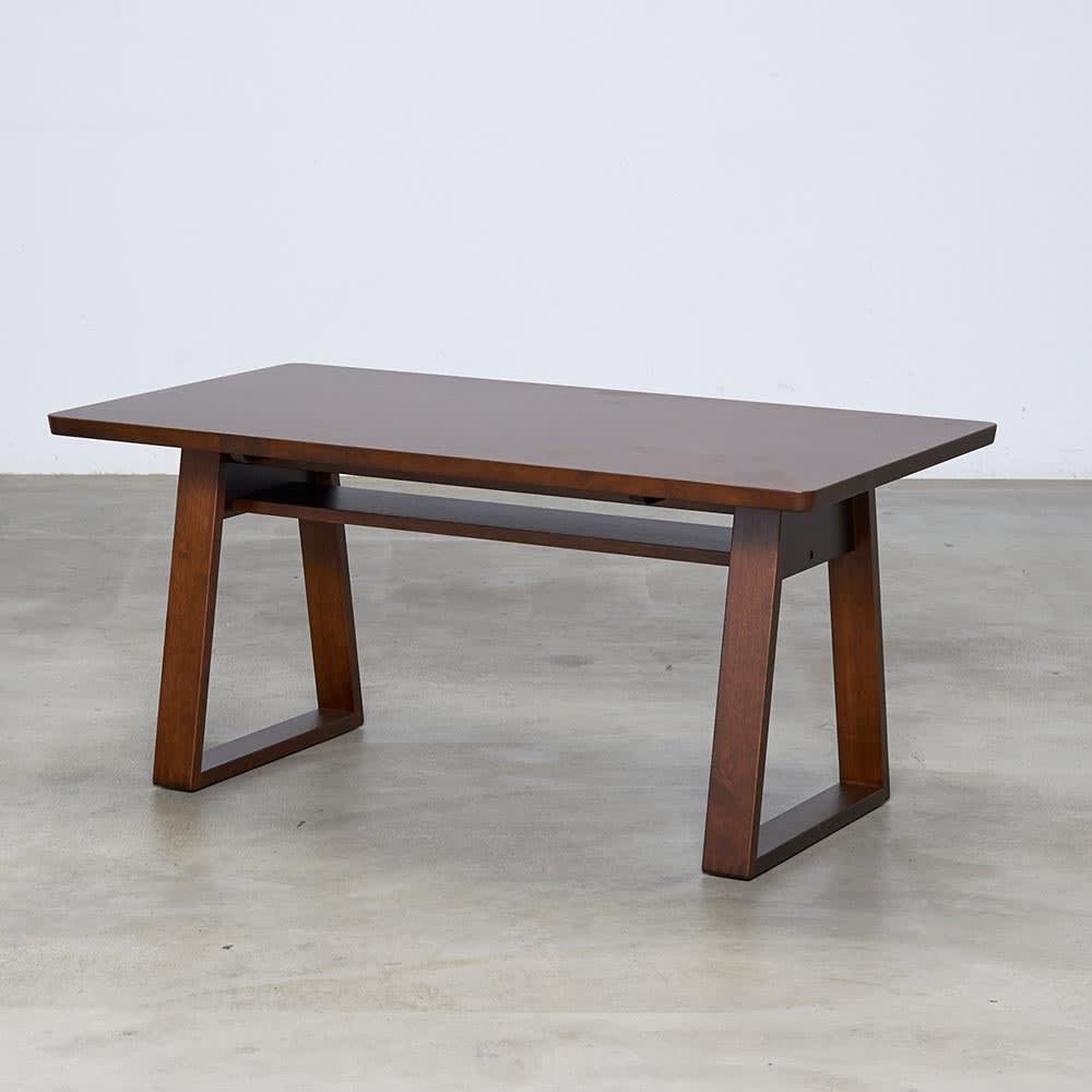 BIS/ビス リビングダイニングテーブル 幅140cm テーブル斜めから