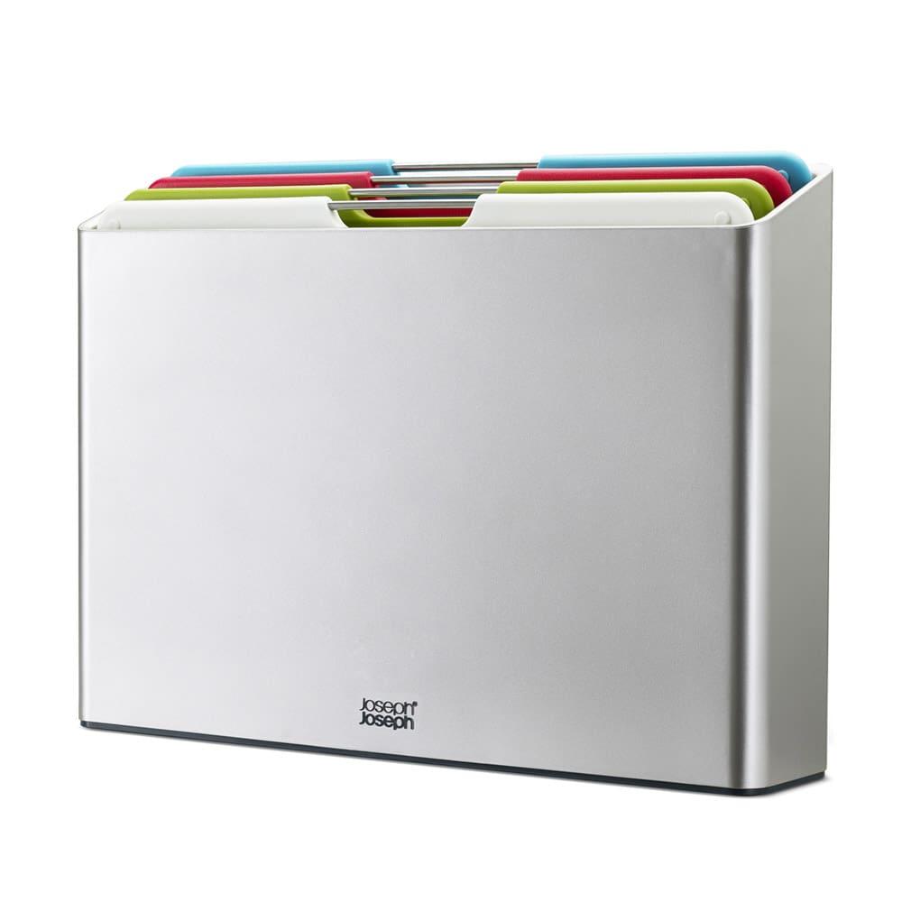 キッチン 家電 鍋 調理器具 まな板 JosephJoseph/ジョセフジョセフ フォリオ ラージ まな板 4枚セット H76604