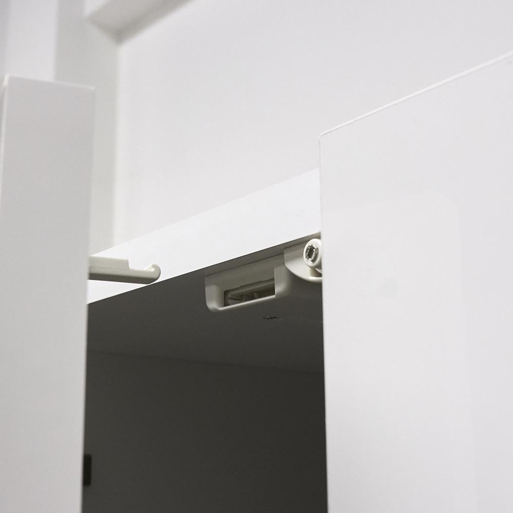Ymir/ユミル 隠せるストッカー 幅60奥行55cm