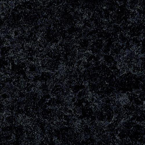 Granite/グラニト アイランド間仕切りキッチンカウンター幅120cm 家電収納付き 天板に使用したブラックのメラミン材は、昨今システムキッチンにも多く見られる黒御影石をリアルに再現した表面素材。熱・キズ・汚れに強く、ボールペンでひっかいてもほとんど傷がつかないほどの丈夫さです。