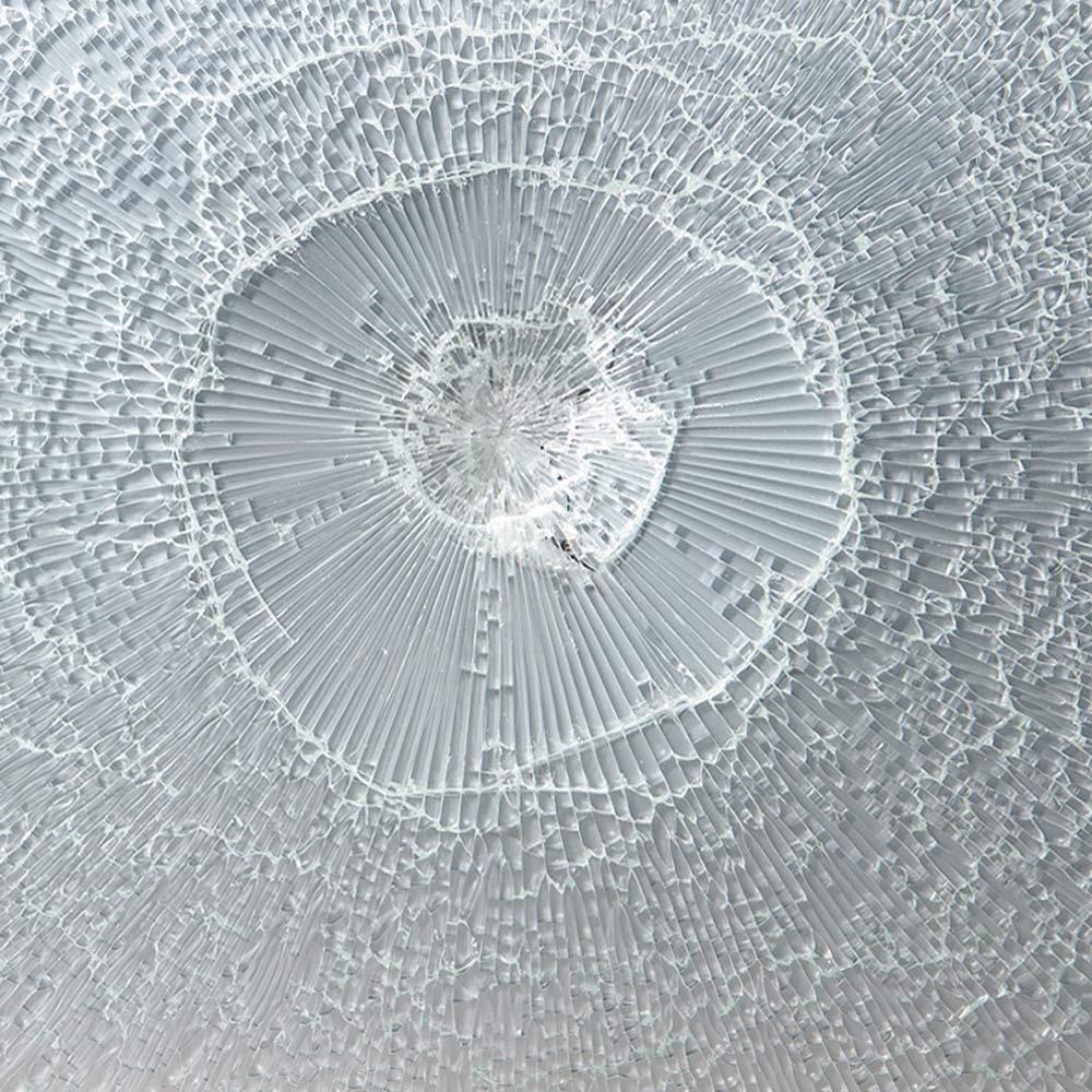 Boulder/ボルダー 石目調天板キッチンシリーズ カウンター 幅160cm 奥行50cm 飛散防止フィルム ガラスが割れた際、破片の飛び散りを軽減。
