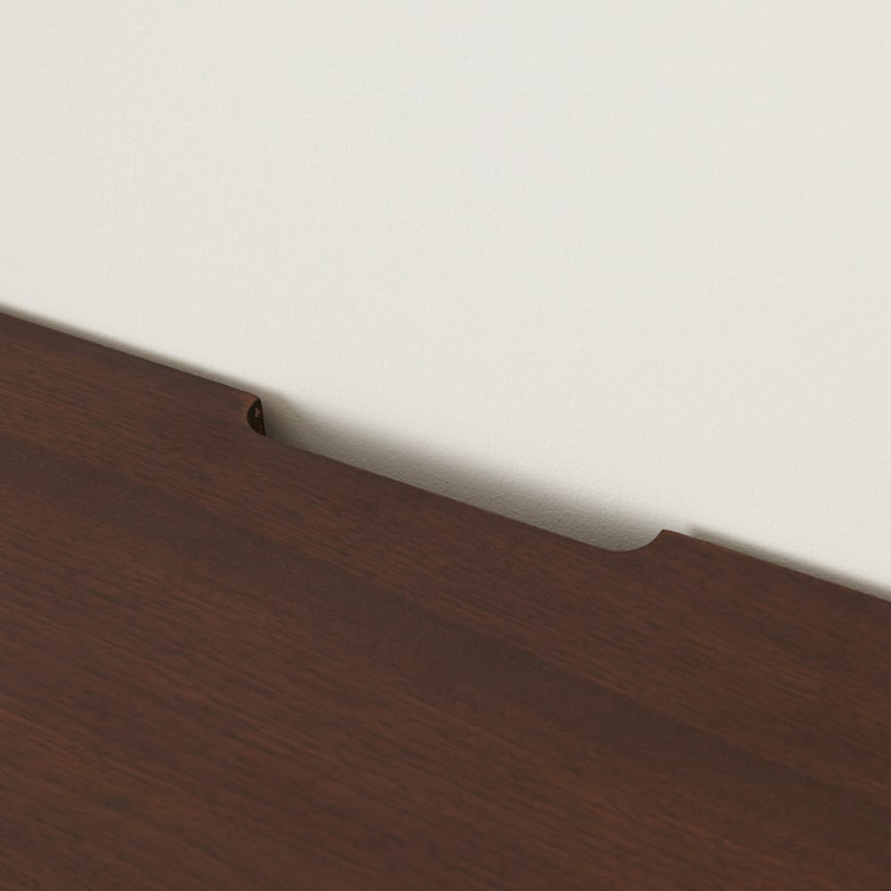 Gulf/ガルフ 格子デザインシリーズ デスク 幅150cm