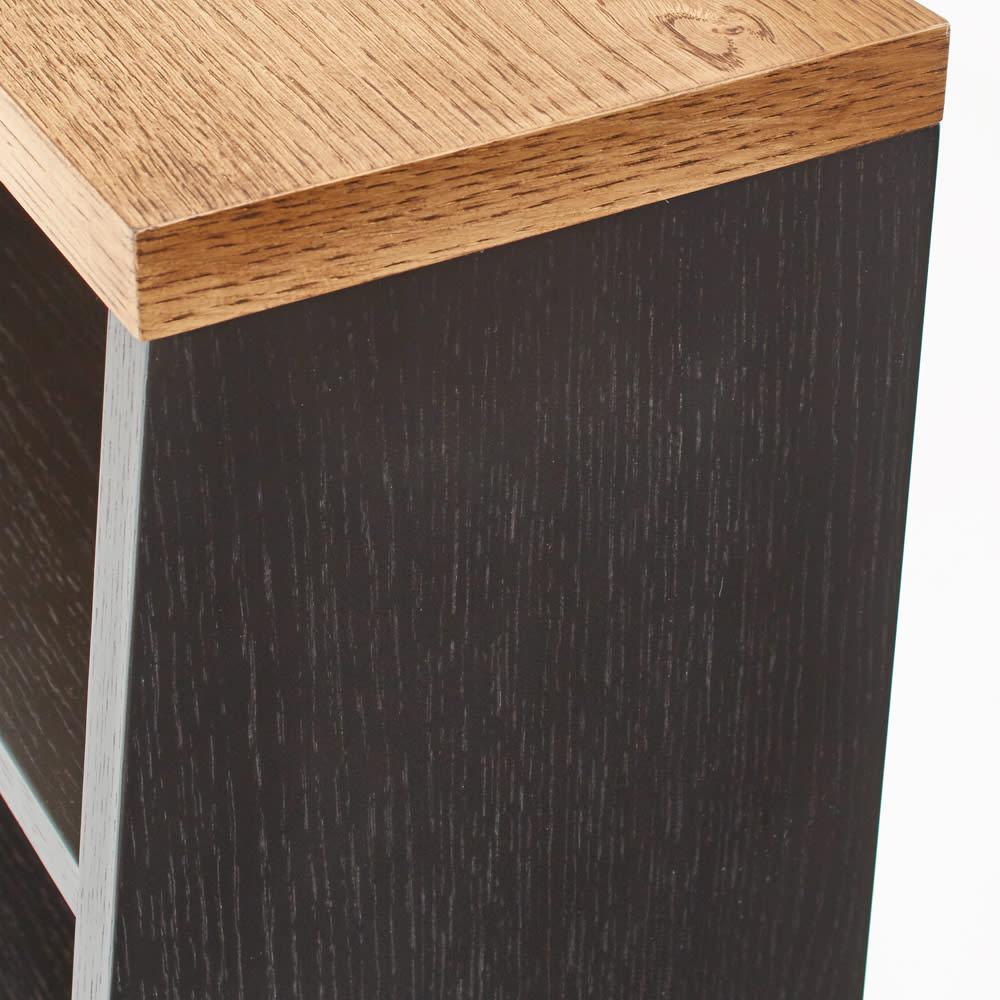 Brook/ブルック ウッドデスクシリーズ ブックシェルフ 幅90cm