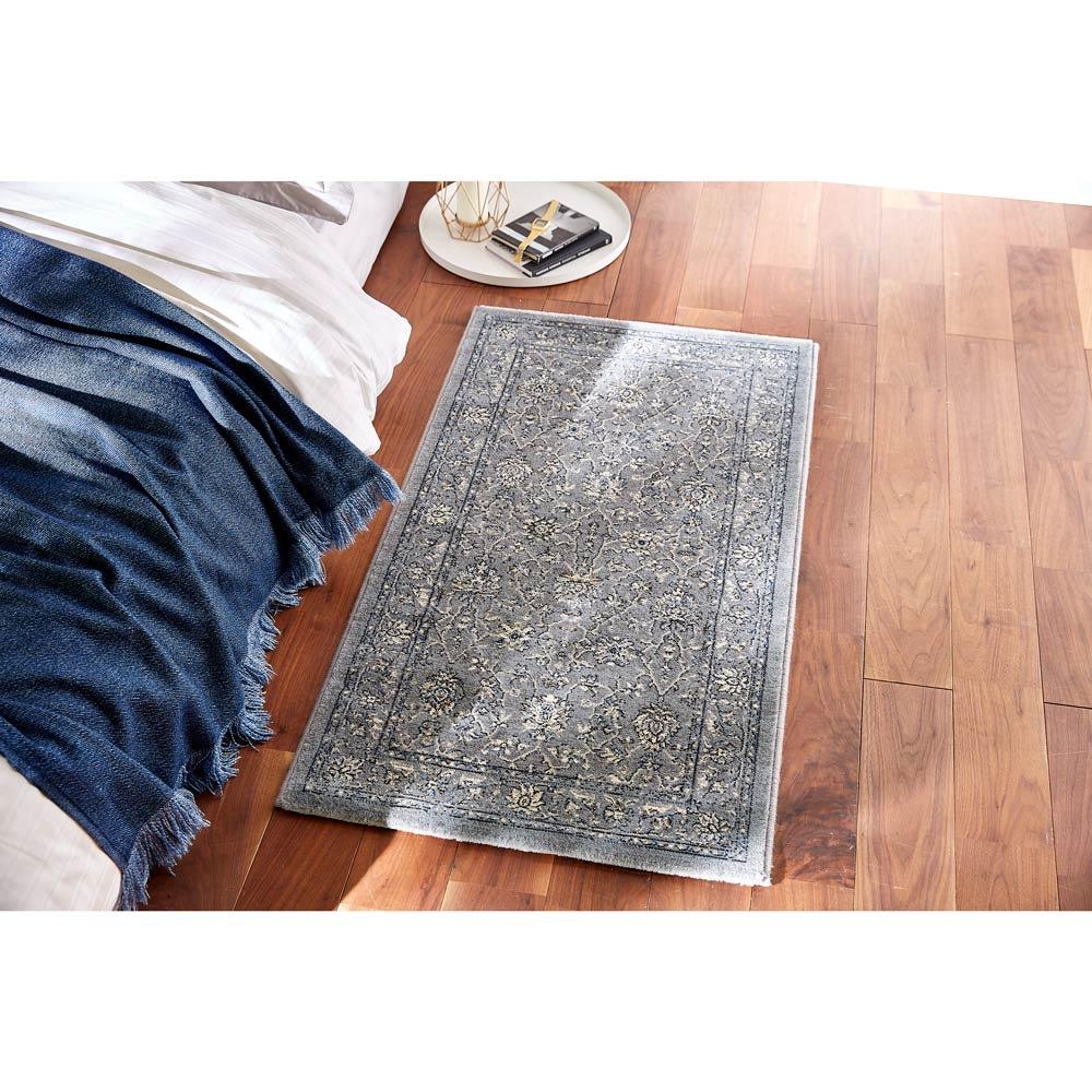 約67×120cm(Davinci/ダヴィンチ ウィルトン織マット) H80508
