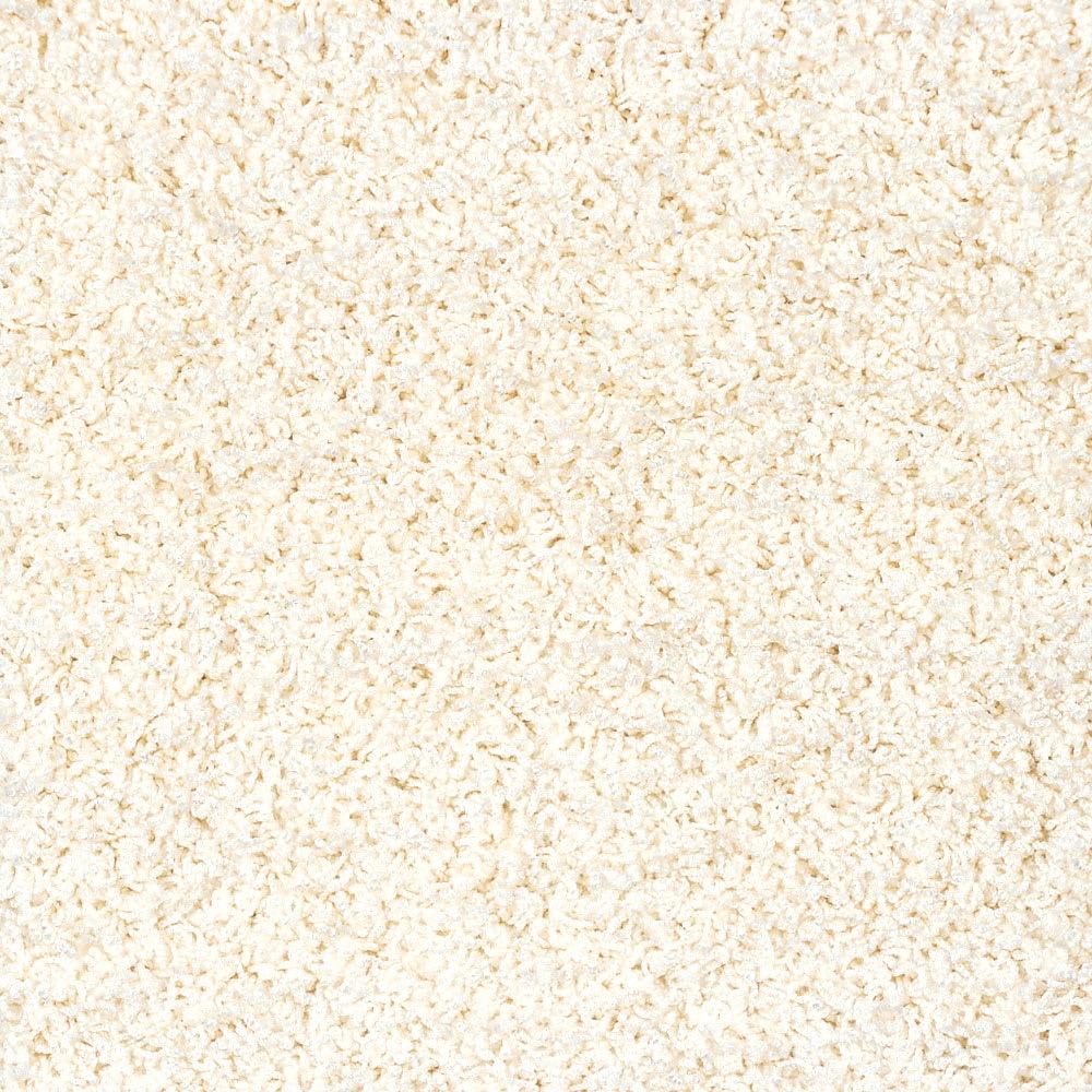 日本製ナイロン100%洗えるツイストシャギーラグ [素材アップ]エクリュ