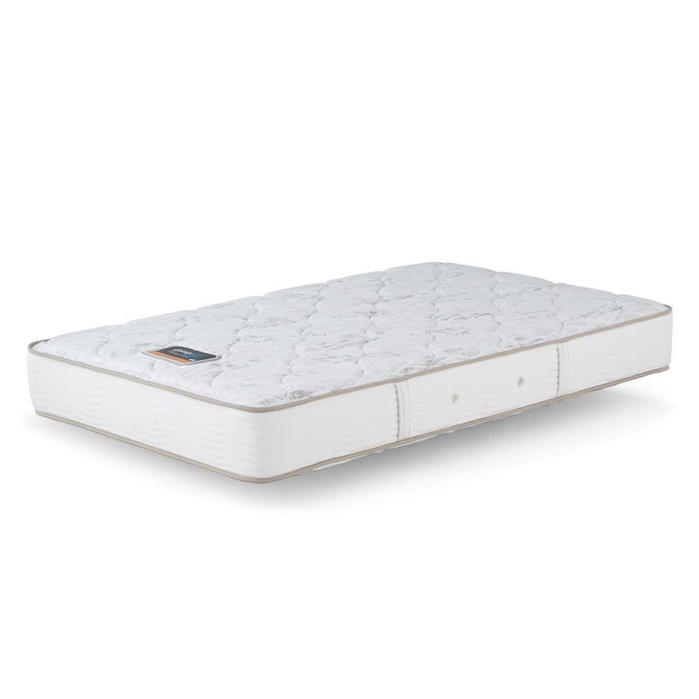 【配送料金込み 組立・設置サービス付き】SIMMONS(シモンズ) ダブルクッションベッド 6.5インチポケットマットレス付 6.5インチポケットマットレス