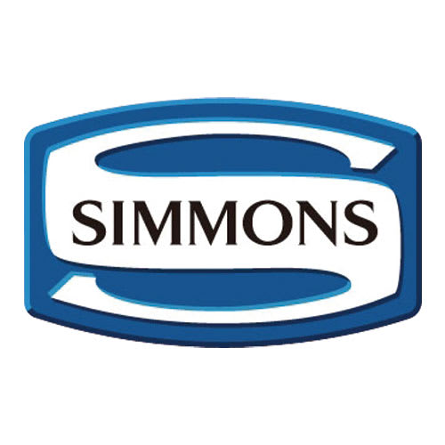 【配送料金込み 組立・設置サービス付き】【カバー付き】SIMMONS シェルフLEDベッド 5.5インチマットレス