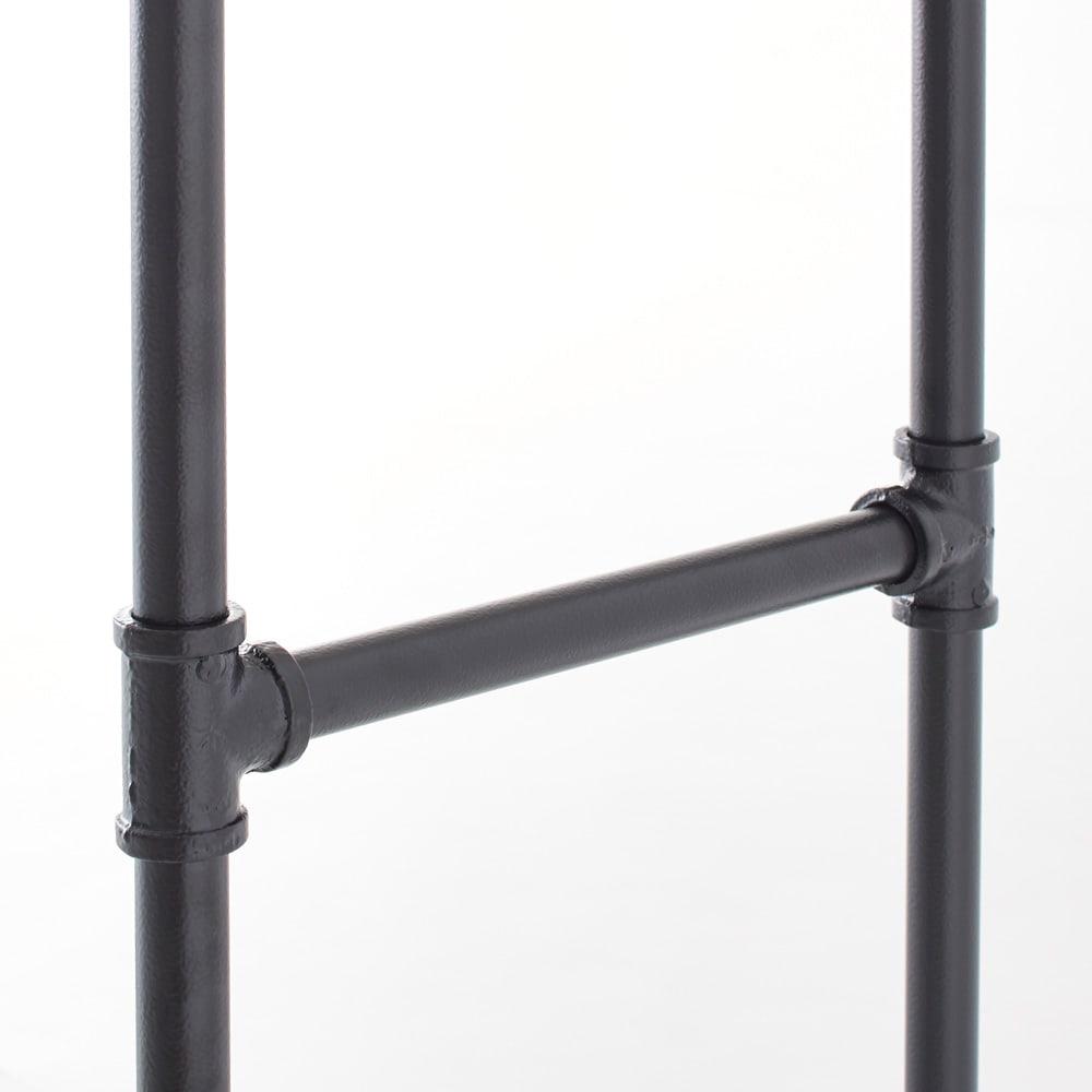 Havoc/ハボック ストロングハンガー ダブル 幅151cm 総耐荷重約100kgの頼れる耐久性。第三者公的機関で試験済みです。