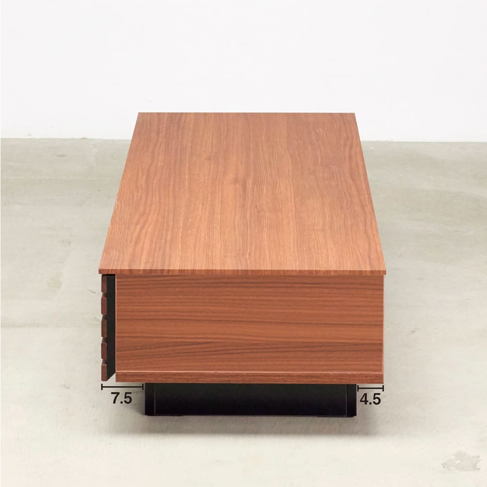 AlusStyle/アルススタイル リビングシリーズ リビングテーブル 幅110.5cm