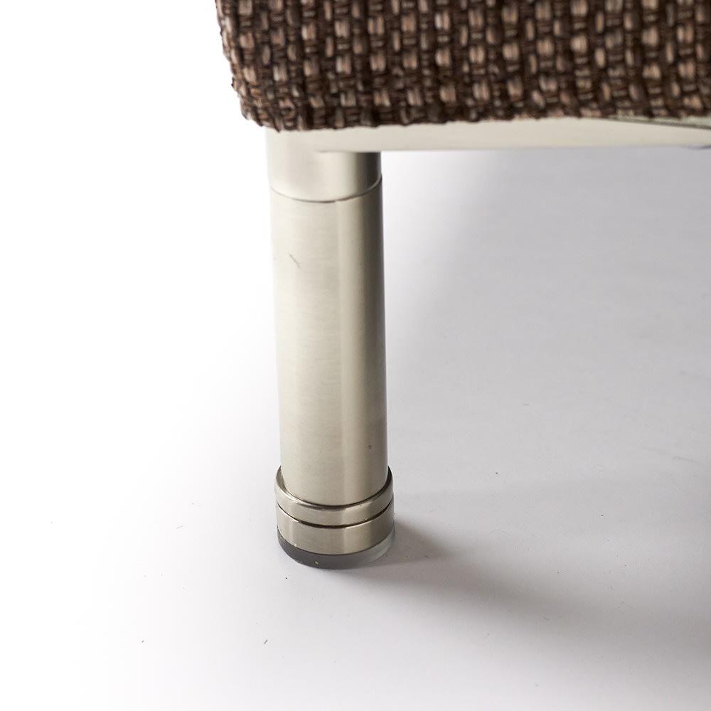 Slimleg(スリムレッグ)  カバーリングソファ トリプルソファ(3人掛け) シャープなスチール脚 ※脚部高さ:約12cm