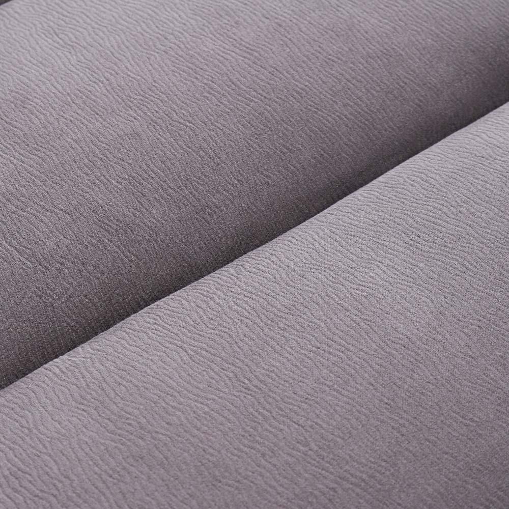 Grazol/グラツォール オットマン 幅67cm 縫製部分アップ
