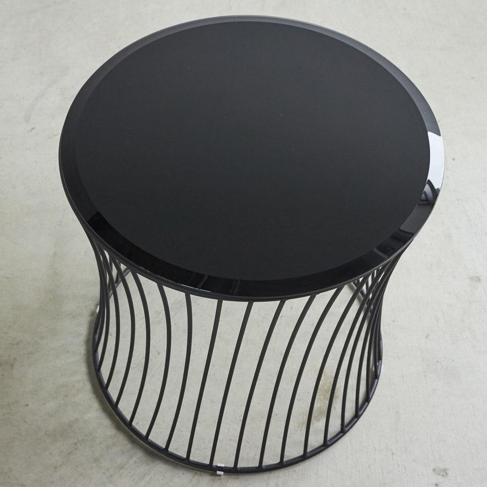 Tumble/タンブル モダンサイドテーブル 天板