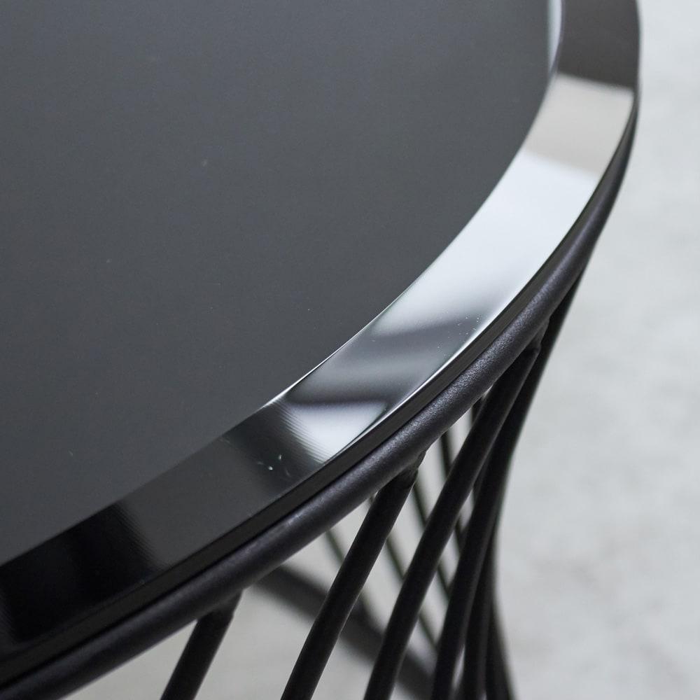 Tumble/タンブル モダンセンターテーブル 天板(表面)