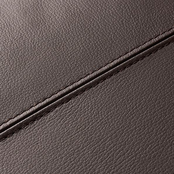 Divanol/ディバノール フロアコーナーカウチ4点 縫製は丁寧に施されています。