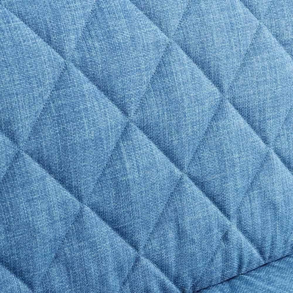 Licol/リコル ソファベッド 幅160 [国産] ソファ部 アップ キルト加工されています。